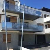 Les Sitelles - Compagnie du Logement - 6K : Balcon métallique