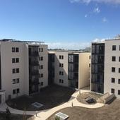 Balcons de Royance - VINCI Immobilier : Brise-soleil et Volet Coulissant aluminium