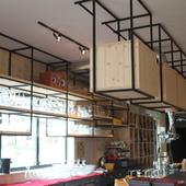 Aménagement meuble acier
