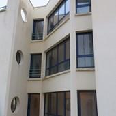 Fenêtre aluminium wicona